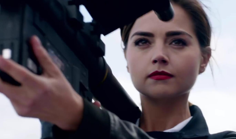 Bonnie with a rocket launcher
