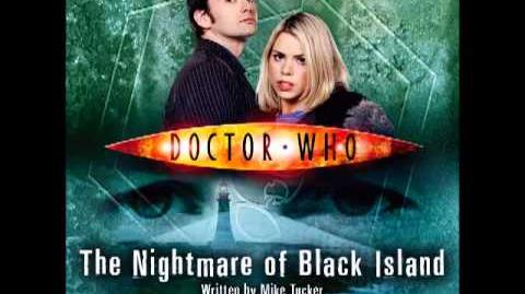 Doctor Who The Nightmare Of Black Island