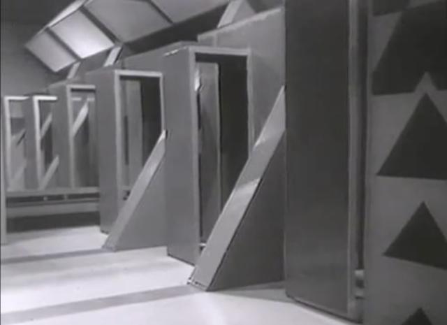 Row of TARDISes