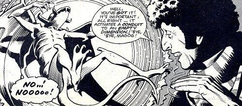 File:Doctor Who DWM Magog falls into alt universe.jpg