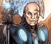 Rassilon Cyberman