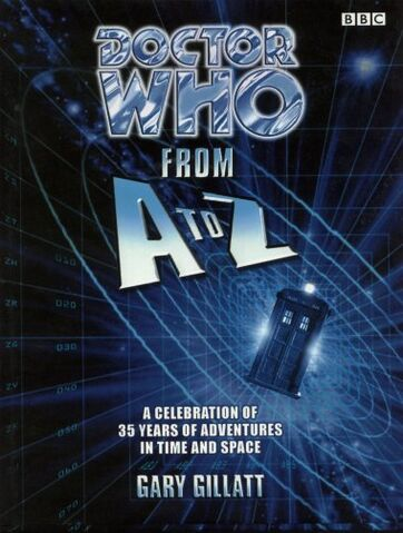 File:Doctor Who From A to Z HB.jpg
