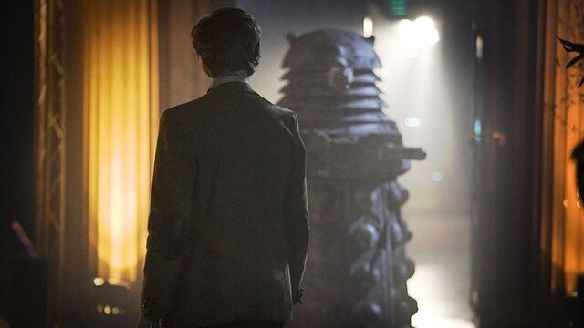 File:The Doctor Encountering The Stone Dalek.jpg