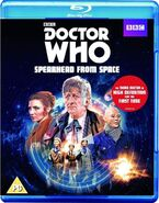 Spearhead From Space UK Blu-ray