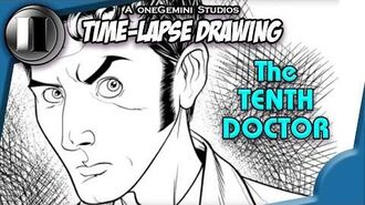 OneGemini Studios Time-Lapse The Tenth Doctor