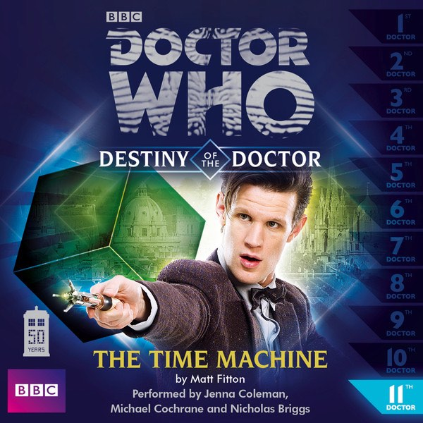 story about time machine
