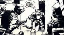Dr Who TARDIS xstolen