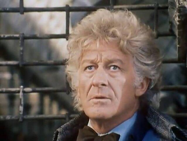 File:Third Doctor Stares IOTD.jpg