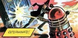 Daleks Invade Zaos 1