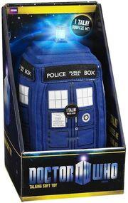 9 inch TARDIS plush