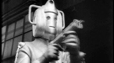 Cybermen Ambush - The Invasion - Doctor Who - BBC