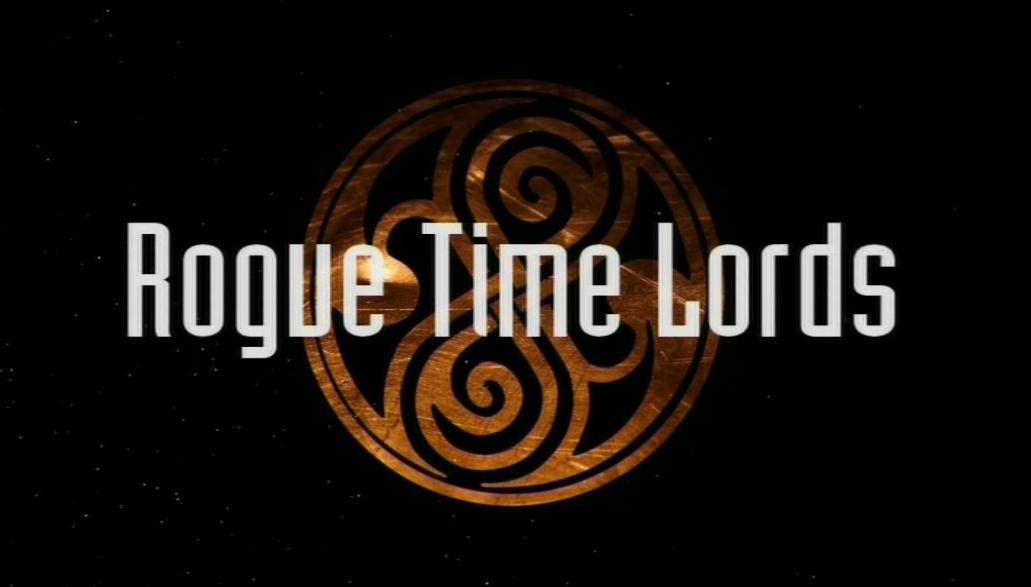 Rogue Time Lords