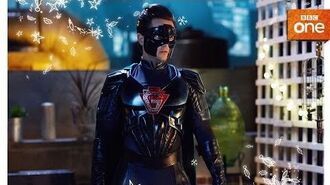 Steven Moffat's love of superheroes - Doctor Who Christmas Special 2016 BBC One