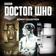 BBCstore Robot collection cover