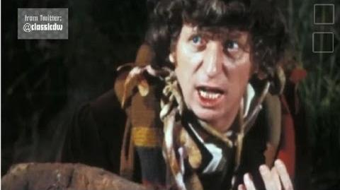 Special Feature - Alan Bromly - Doctor Who - Nightmare of Eden