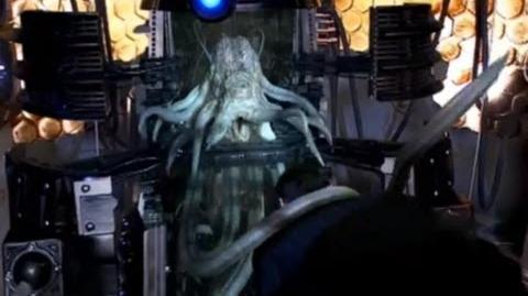 Dalek Hybrid = Human Sacrifice - Doctor Who - Daleks in Manhattan - Series 3 - BBC