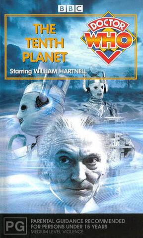 File:The Tenth Planet VHS Australian cover.jpg