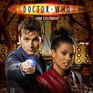 2008 Doctor Who Calendar