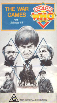 File:The War Games Part 1 VHS Australian cover.jpg