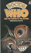 Terror of the Autons novel