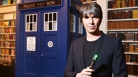 THE SCIENCE OF DOCTOR WHO With BRIAN COX Mon NOV 18 on BBC AMERICA