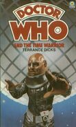 Time Warrior novel