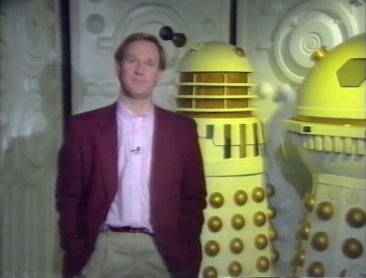Peter Davison Daleks The Early Years