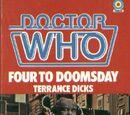Four to Doomsday (novelisation)