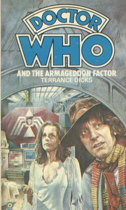 Armageddon Factor novel