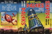 Dr Who cigarettes