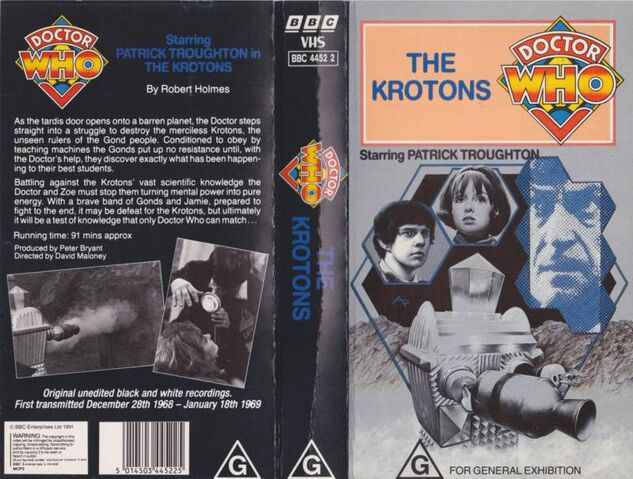 File:The Krotons VHS Australian folded out cover.jpg