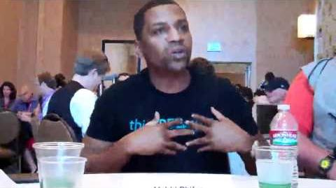 Torchwood Miracle Day - Mekhi Phifer Interview