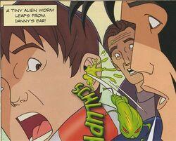 DWA CS 204 Earworm
