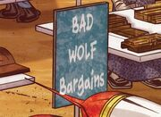 Bad Wolf Bargains