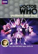 Spearhead from Space Special Edition Australian DVD cover