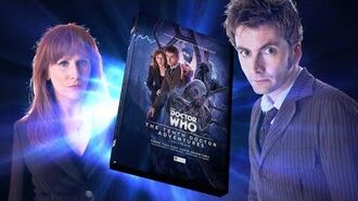 Doctor Who The Tenth Doctor Adventures - Limited Edition Set