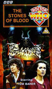The Stones of Blood VHS UK cover