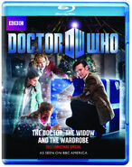 The Doctor, the Widow and the Wardrobe 2012 Blu-ray US
