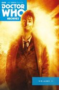 The Tenth Doctor Archives: Volume 1 (graphic novel)