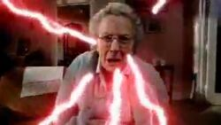 Grandma Conolly Attacked by the Wire (Highest Available Resolution)