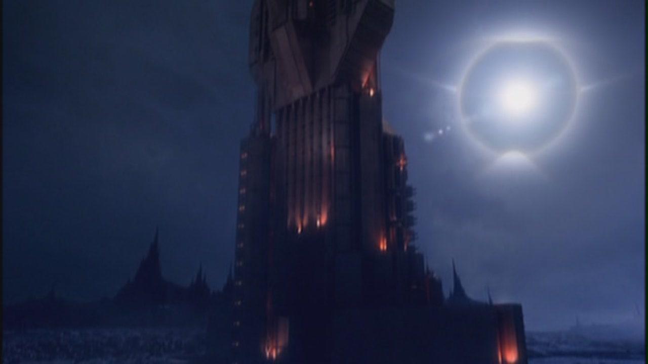 Temple rocket