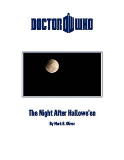 The Night After Hallowe'en (short story)
