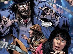 Gaze of the Medusa (comic story)