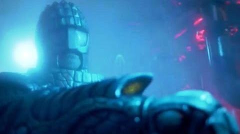 Ice Warrior Awakens - Doctor Who - Cold War - Series 7 - BBC