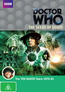 The Seeds of Doomdvd
