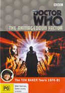 The Armageddon Factordvd