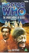 The Ambassadors of Death VHS UK cover