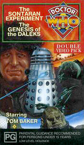File:The Sontaran Experiment-The Genesis of the Daleks VHS Australian cover.jpg