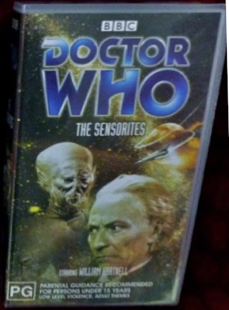 File:The Sensorites VHS Australian cover.jpg