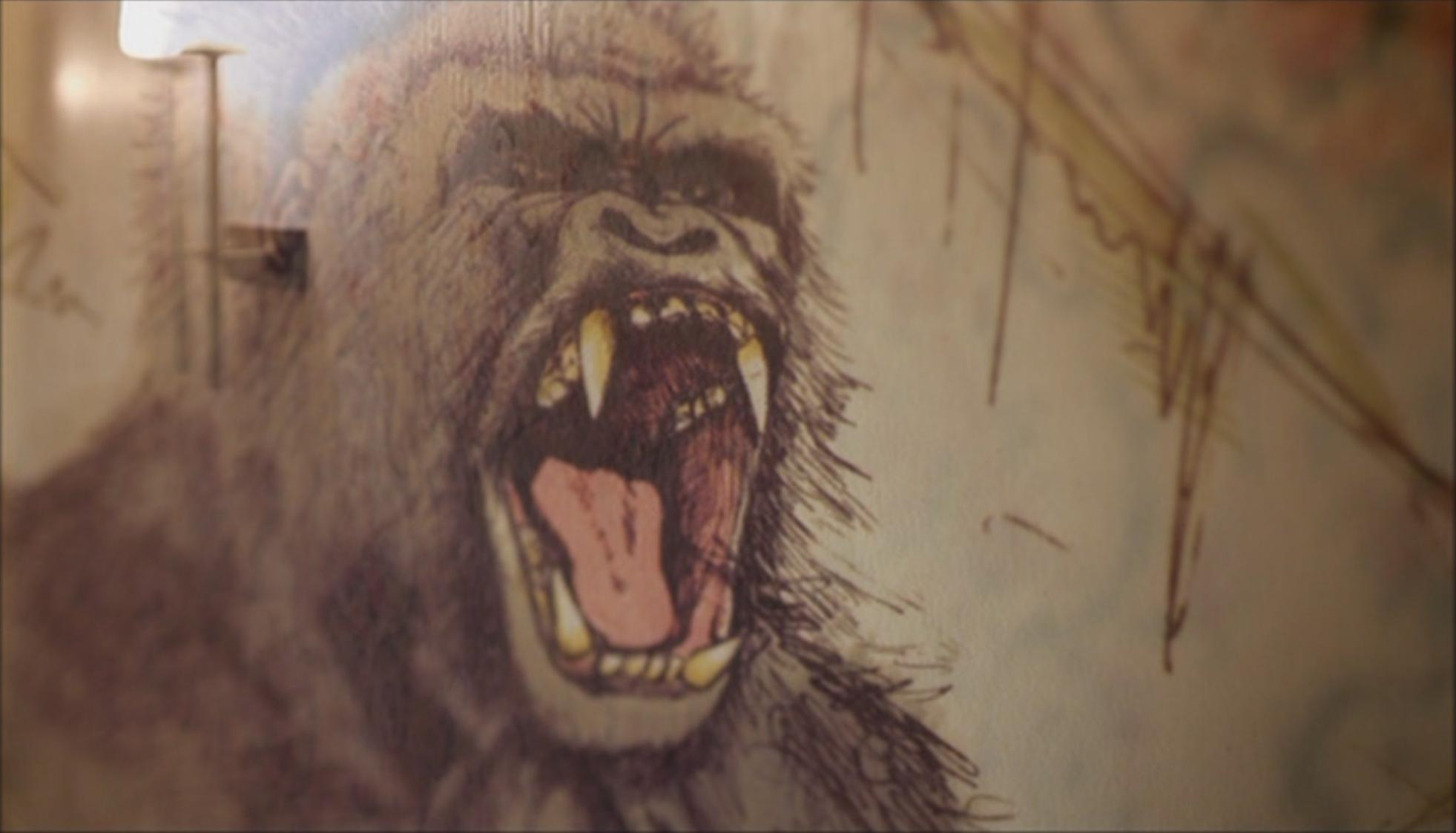 Gorilla god complex